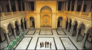 Atrio Università Gregoriana