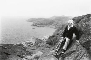 Lagerkvist contempla il «sacro mare» di Svezia