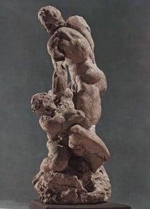 Ercole e Caco di Michelangelo