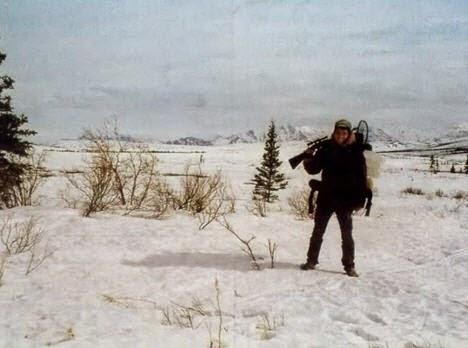 Chris McCandless Stampede Trail