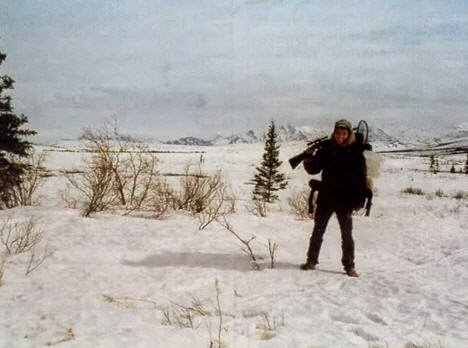 Chris McCandless Stampede Trail