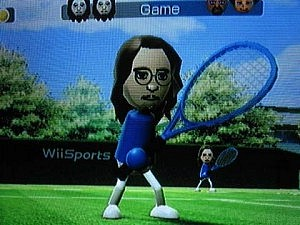 David Foster Wallace Mii