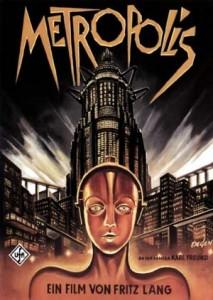 Metropolis di F. Lang