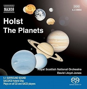 """Suite """"I pianeti"""" di Holst"""