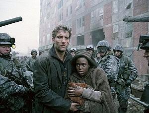 """Scena tratta da """"I figli degli uomini"""" di Alfonso Cuaròn (2006)"""