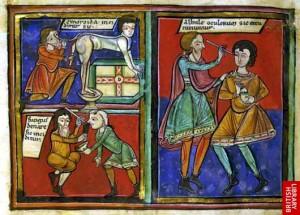 La chirurgia nel Medioevo: catarrate, emorroidi e polipi nasali
