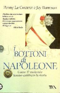 I bottoni di Napoleone (copertina)