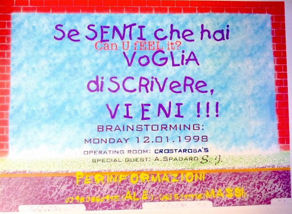 Invito BC (Gennaio 1998)