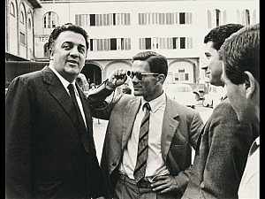 pasolini fellini