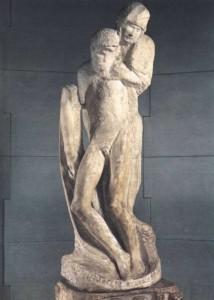 Pietà-Rondanini